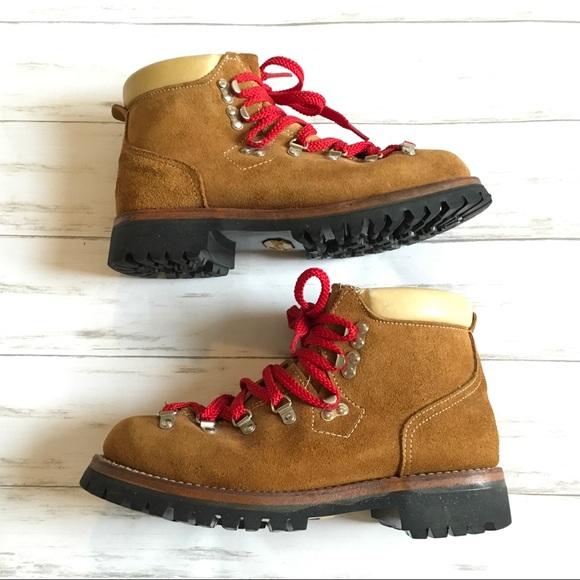 afecde8fe NWOT Vintage 70s Sears hiking boots women 10